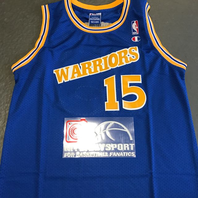 PO  Golden State Warriors Latrell Sprewell Swingman Jersey 73b60feb8