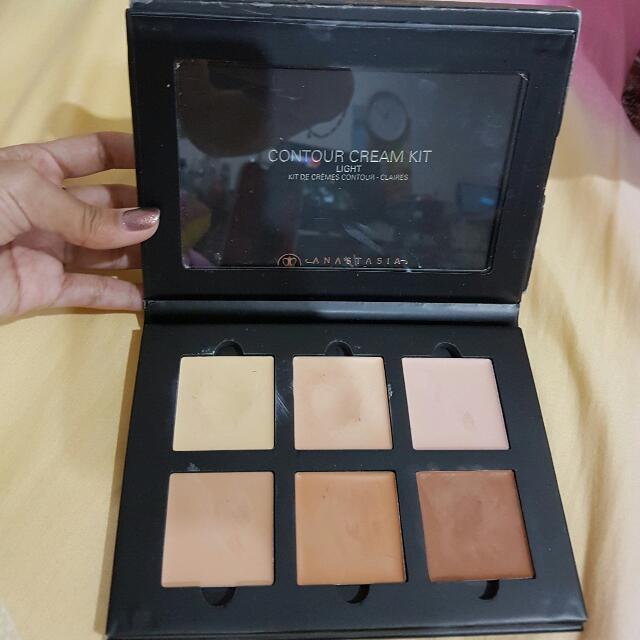 Preloved Anastasia Contour Cream Kit