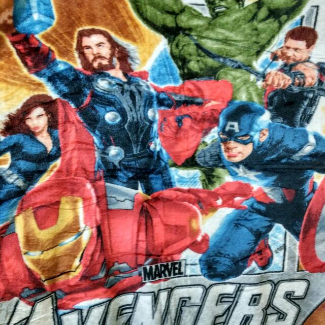 Selimut Avengers