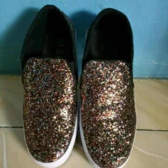 Sepatu M2m Gliter