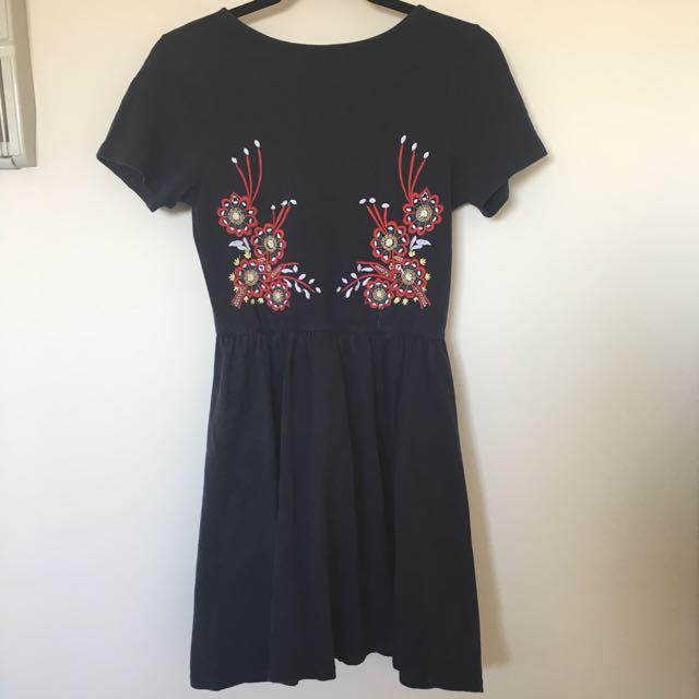 Size 8 Dress