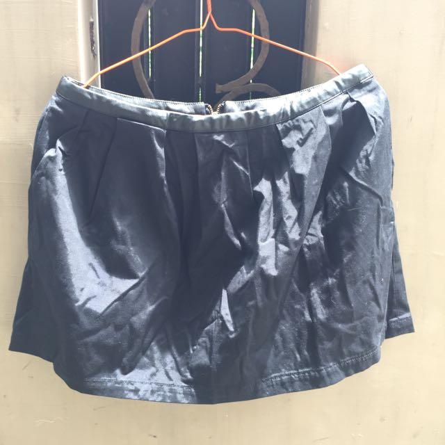skirt mini black