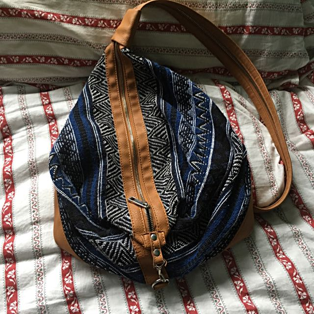 Sports girl Backpack/side Backpack