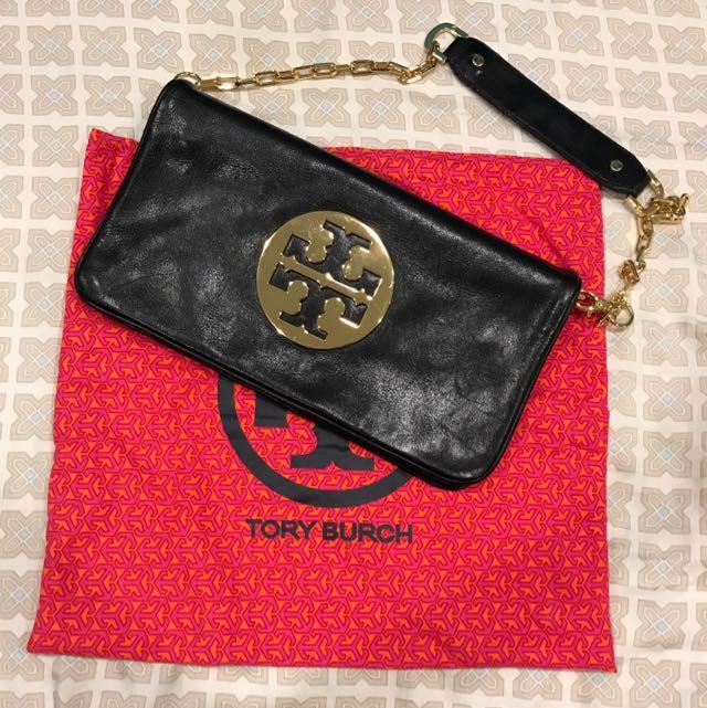 Tory Burch 經典款 手拿 肩背包 手拿晚宴包