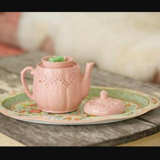 Vintage Teapot Scentsy Warmer