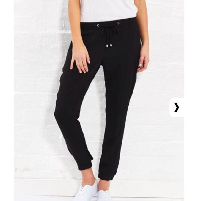 Viscose Black Pants (Jay Jays)