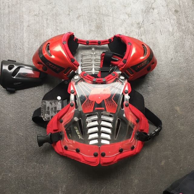 Youth Chest Plate
