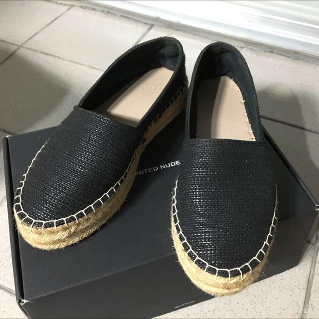 Zara鉛筆鞋