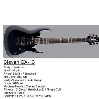 Clevan cx-13