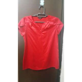 Executive Blouse ( V Neck )