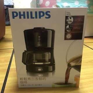 PHILIPS 飛利浦 咖啡機