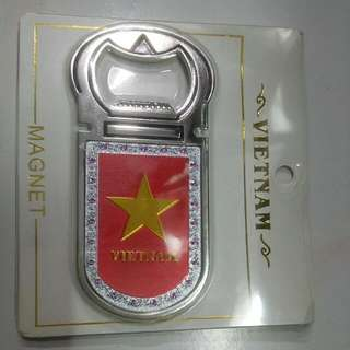 Vietnam Magnetic Bottle Opener