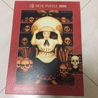 1000 Piece HEYE puzzle