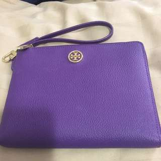 Authentic TORY BURCH wristlet