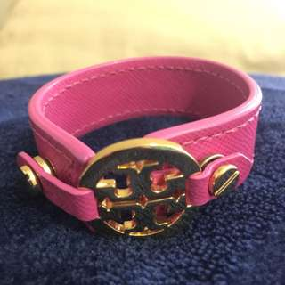 TORY BURCH AUTHENTIC pink Bracelet