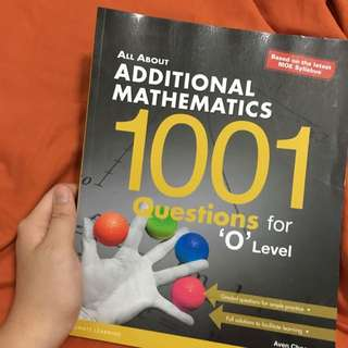 Additional Math Book