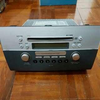 Suzuki Swift Sport Audio Console