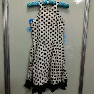 New Twenty3 Polka Dot Dress Size S