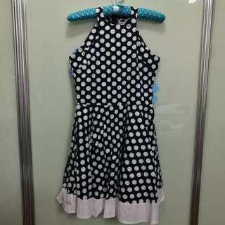 New Twenty3 Polka Dot Dress Size M