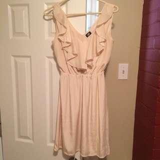 Beige/Cream Dress
