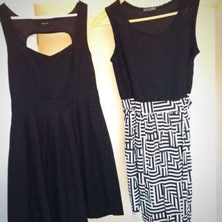 TWO FOR 1 DRESSES