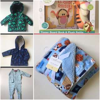 • SALE • Baby Winter Clothing