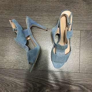 Suede Women's Heels