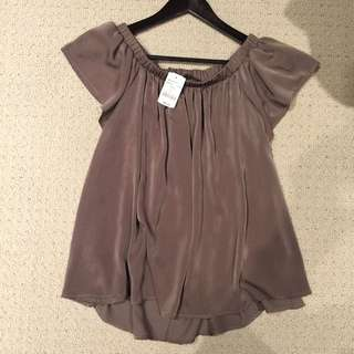 BNWT Off The Shoulder Top from M for Mendocino