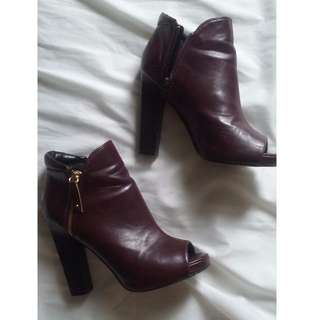 Number One Shoes ankle boots