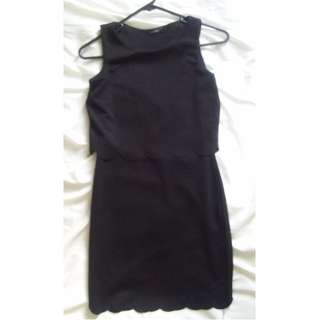 Boohoo petite bodycon dress