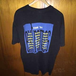 Retrostar Vintage Band Tshirt - Printed Oversized Tshirt