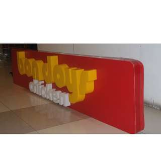 Panaflex Signboard Maker, Lighted Acrylic