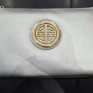 Brand New Large Silver Clucth6