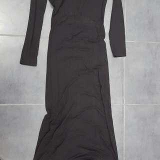 Brand New Black Summer Dress Size Small
