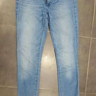 Size 0 Abercrombie Skinny Jeans