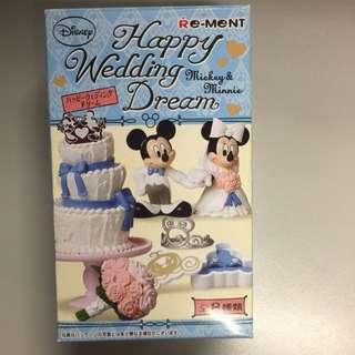 Mickey米奇 Happy Wedding Dream