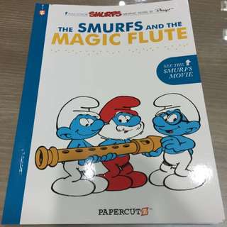 Smurf And The Magic Flute (english)