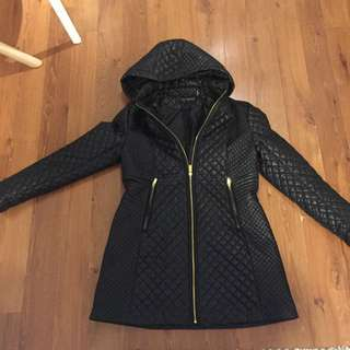 Via Spiga Mix Quilted Jacket, L