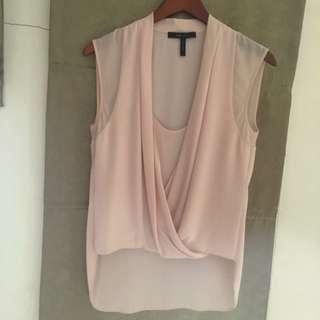 BCBG Top Silk 😍