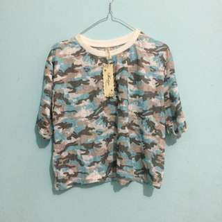 Army Croptee