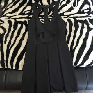 Black Pilgrim Dress