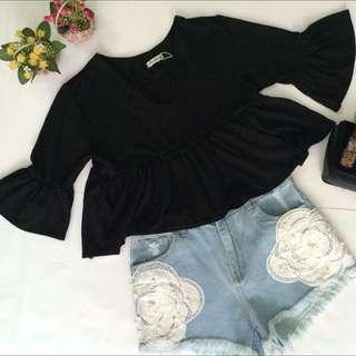 BLACK SWAN TOP