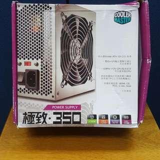 🚚 Cooler Master (RS 350 PSAR I3) 電源供應器 極致350