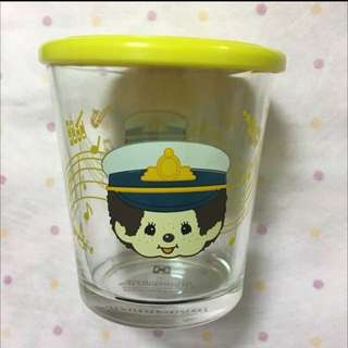 Circle K Monchhichi Do Re mi 玻璃杯