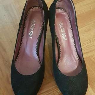 Black high heels from Japan (EU39) 黑色高跟鞋 #跟我一起半價出清 #斷捨離101