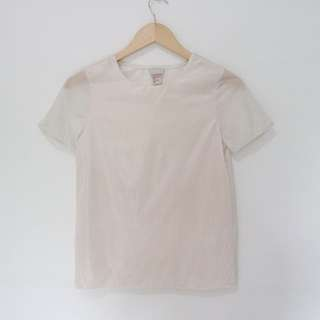 H&M Beige Top