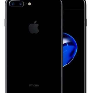 Iphone 7 Plus Jetblack BNIB 128GB