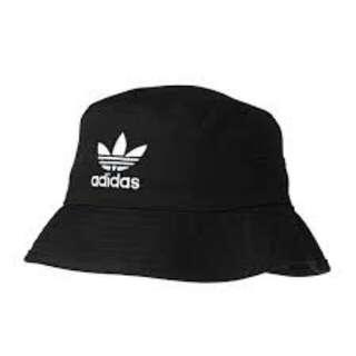 Adidas Trefoil Black&White Bucket Hat