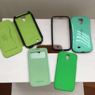 Samsung S4 Cases All For $10