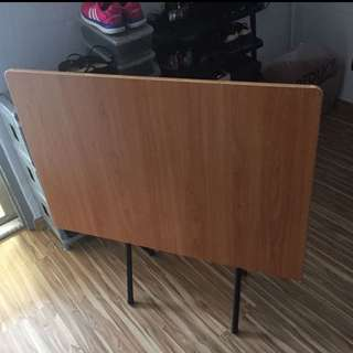 Wooden Foldable Table 60x90 Cm